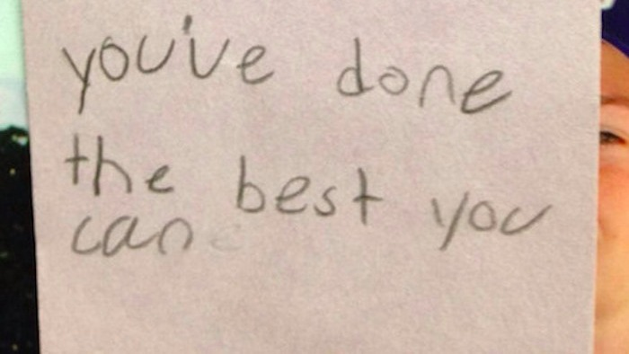 21 of the most amusing, terrible, or completely insane Mother's Day cards ever made by kids.