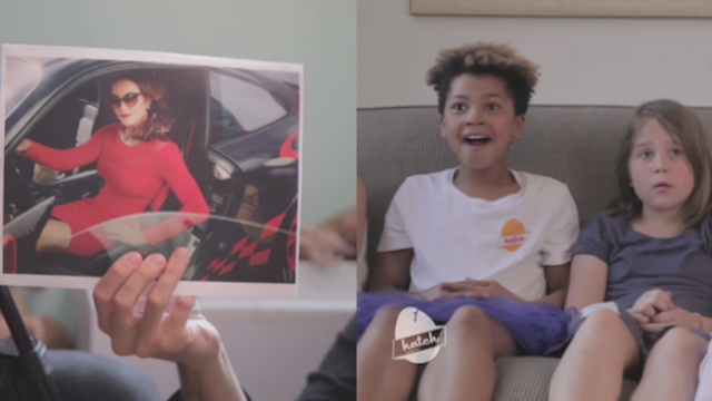 From the mouths of babes: kids react to Caitlyn Jenner way differently than some adults.
