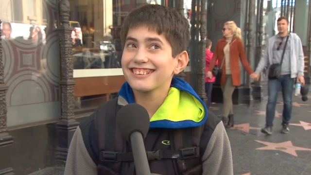 Jimmy Kimmel asks kids to describe what love is, and it's either heaven or Lego.