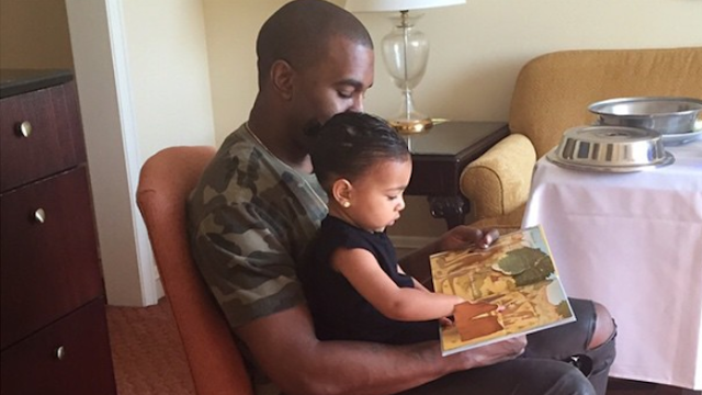 Kim Kardashian confirmed the sex of her baby—in a Father's Day Instagram post, of course.