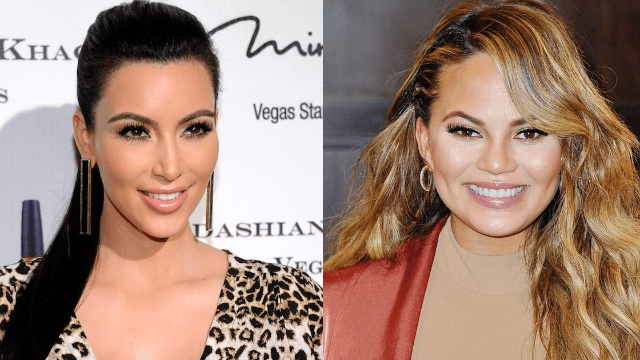 Kim Kardashian and Chrissy Teigen are starting a book club and they want you to join.