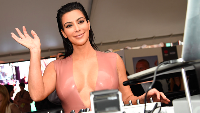 Kim Kardashian finds a new way to shock America: becoming a soccer mom.