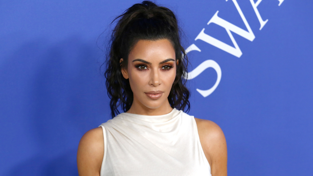 Kim Kardashian calls out Jack-in-the-Box for not recognizing her and the jokes write themselves.