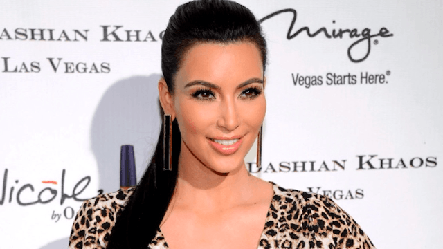 Kim Kardashian in a wig looks shockingly similar to another family member in new Instagram picture.
