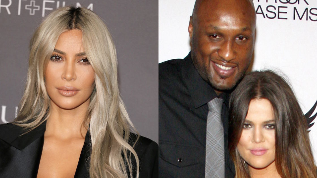 Kim Kardashian just destroyed Lamar Odam on Twitter after he talked sh*t about Khloe.