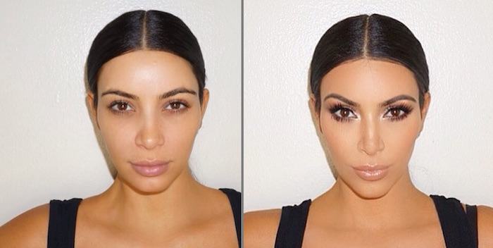 People Paid $1000 For A Kim Kardashian Makeup Class. I\'d Go Just ...