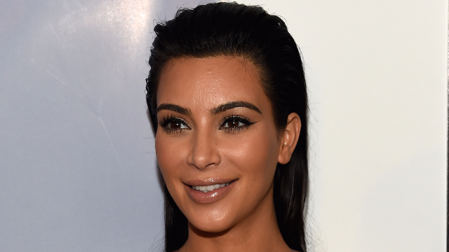 Kim Kardashian's weird 'sexy' pose is getting memed to death.