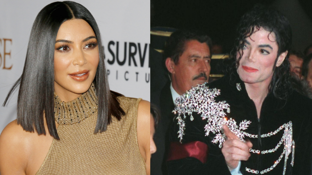 People criticize Kim Kardashian for buying North West a $65,000 jacket once owned by Michael Jackson.