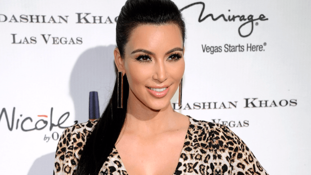 Kim Kardashian's robbers were after money, not her jewelry.