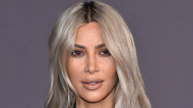 Kim Kardashian had the best response to a fan who called her 'self-involved.'