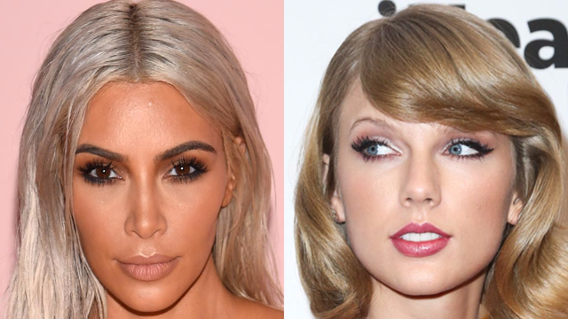 Kim Kardashian flames Taylor Swift feud with a subtle Instagram.