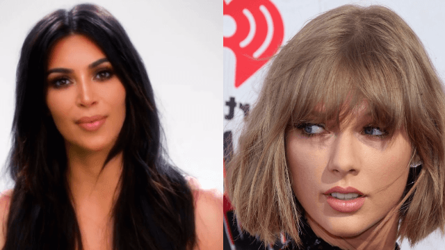 Taylor Swift knew about Kanye West's lyrics in 'Famous' and Kim Kardashian has the video to prove it.