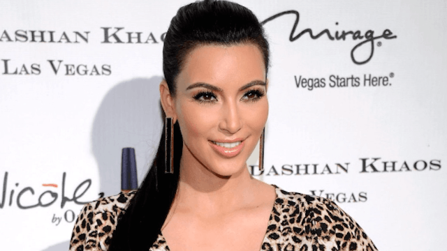 Kim Kardashian is selling a candle of herself as the Virgin Mary and people are not happy about it.