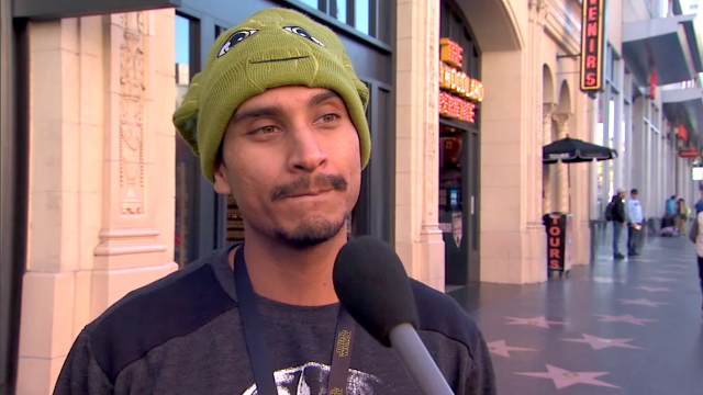 Jimmy Kimmel proves people on the street have no idea what happened in 2015.