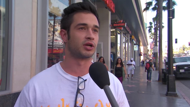 Jimmy Kimmel catches a huge number of people lying about voting. Democracy is doomed.