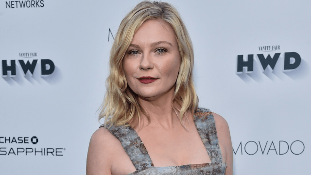 Kirsten Dunst might be engaged to her TV husband.