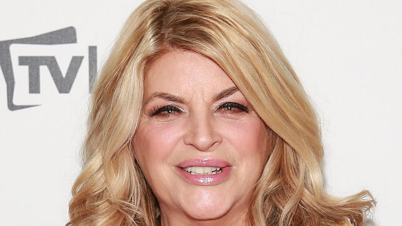 Cheers to Kirstie Alley for ranting through a pretty solid presidential platform on Twitter.