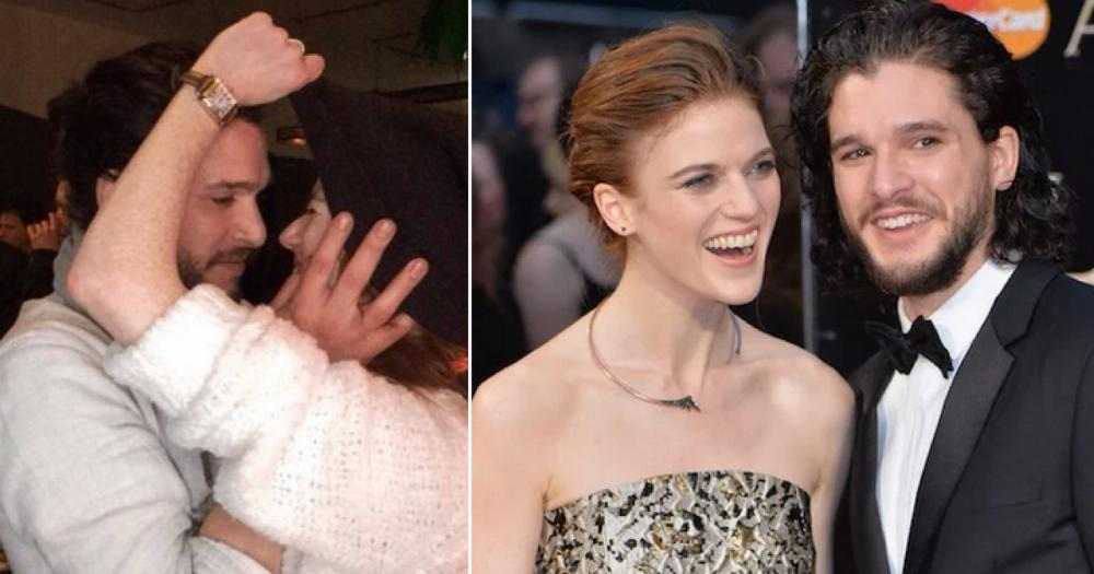Jon Snow And Ygritte Are Engaged IRL And It's Your 'GoT