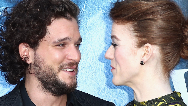 Kit Harington's wedding will delay 'GoT' filming and you can't even be mad.