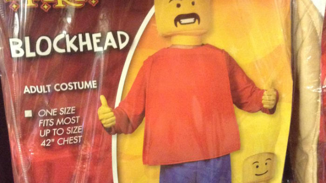 15 Halloween costumes that beautifully skirt the edges of copyright infringement.