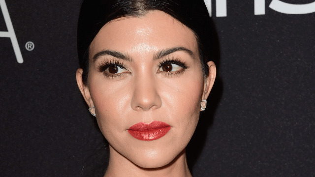 Kourtney Kardashian proves her sisters aren't the only ones with butts in bikini Instagram pic.