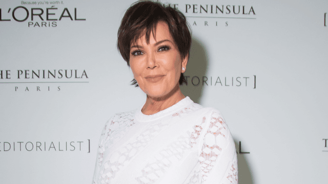 Kris Jenner posted a bikini pic because why should her daughters have all the fun?