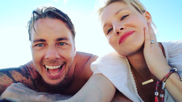 Kristen Bell recalls the time Dax Shepard dumped her for another woman.