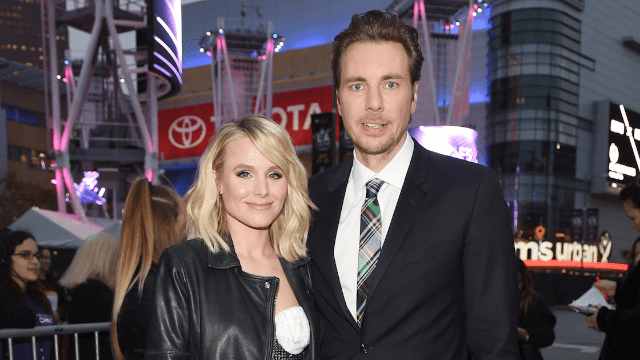 Kristen Bell shares #tbt pic that proves her wedding to Dax Shepard was as cute as you imagined.