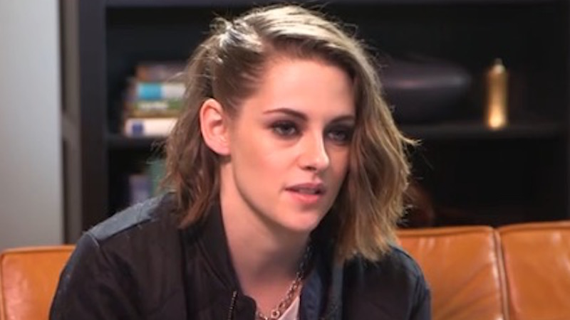Kristen Stewart thinks the topic of Hollywood gender inequality is 'boring' and 'awkward.'