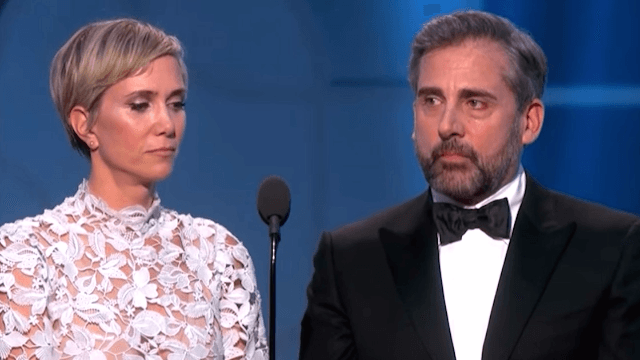 Kristen Wiig and Steve Carell somehow got very, very dark talking about animated movies.