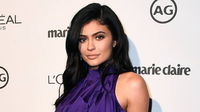 Kylie Jenner may have just given fans a big hint about her new daughter's name.