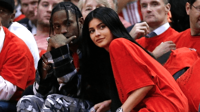 Kylie Jenner and her new boyfriend got matching tattoos because no one has ever regretted that.