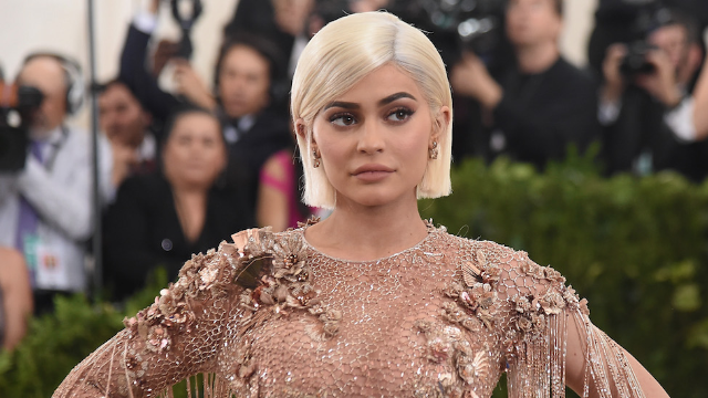 Kylie Jenner opens up about her lip injections in therapy. Basically, boys are the worst.