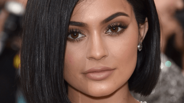 Kylie is launching a line of eyeshadows, so you can still look nothing like her.
