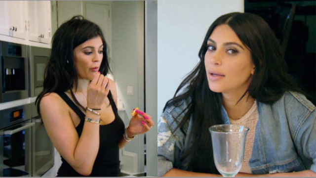 Kylie Jenner has same reaction to idea of Kim Kardashian moving into her house as you would.