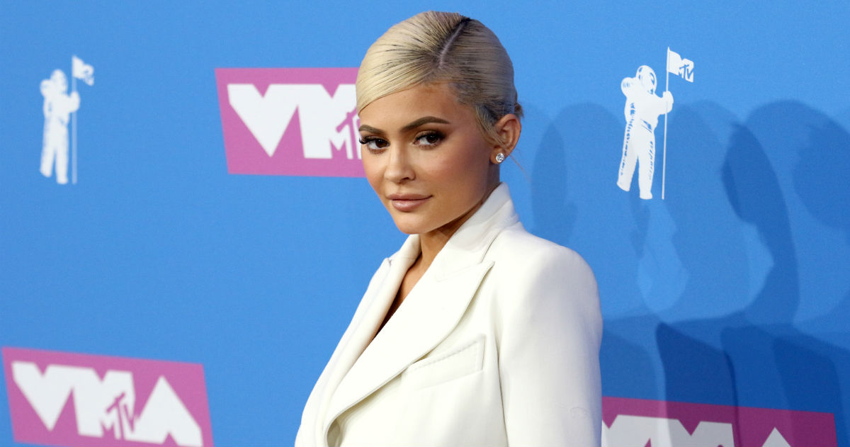 Kylie Jenner tried to get Stormi's first words to be, 'Kylie Cosmetics,' and the internet is worried.