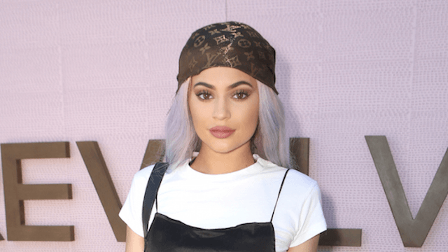 Kylie Jenner's Twitter was hacked and tweeted some very, very sexual stuff. She didn't mind.