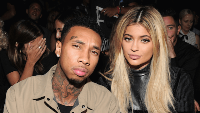 Kylie Jenner confirmed she and Tyga are back on with the grossest pet name ever.