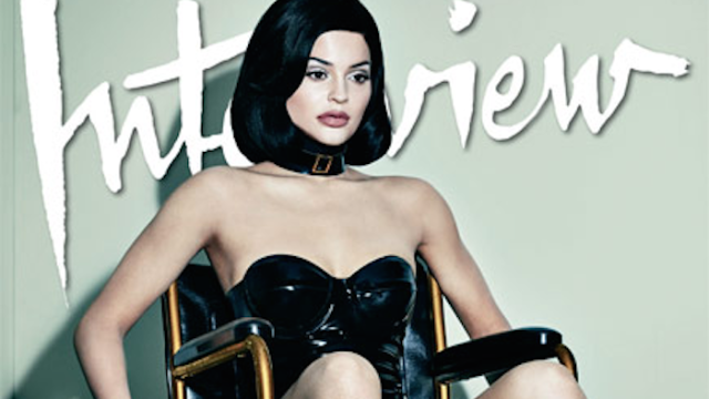 People are mad about that photo of Kylie Jenner posing in a wheelchair, obviously.