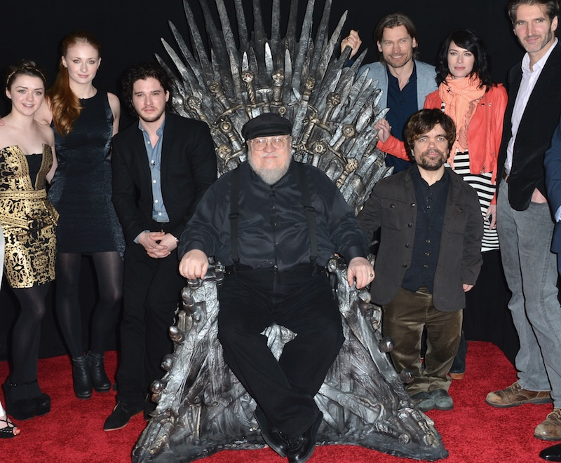 Praise the Gods! George R.R. Martin released another chapter of 'The Winds of Winter.'