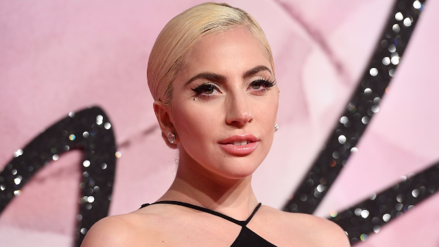 Lady Gaga just dyed her hair the color of 'a summer peach.'