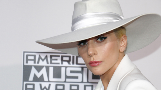 People can't stop captioning this photo of Lady Gaga, and a meme is born.
