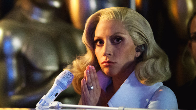 Lady Gaga's family didn't know she was a rape survivor until they watched the Oscars.