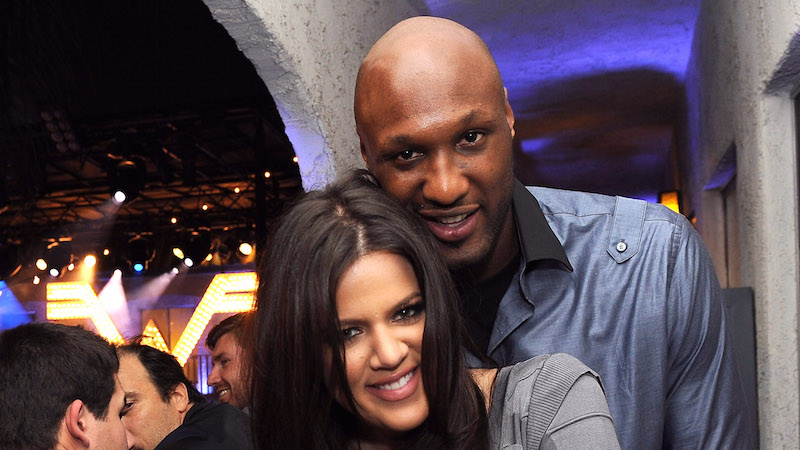 Khloe Kardashian rushes to hospital after Lamar Odom is found unconscious at brothel.