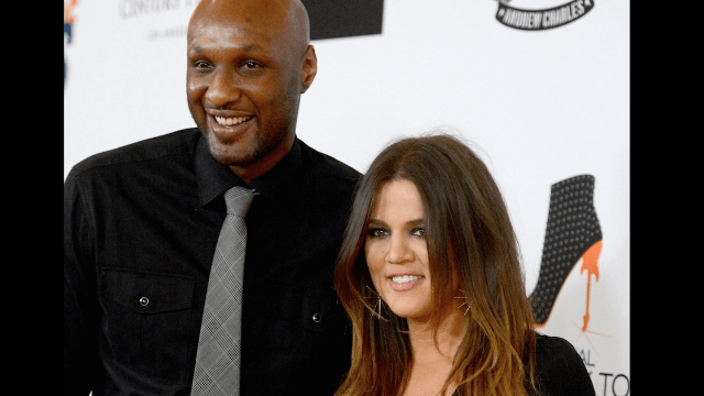 Lamar Odom has a new assistant who looks exactly like his ex Khloé Kardashian. Weird.