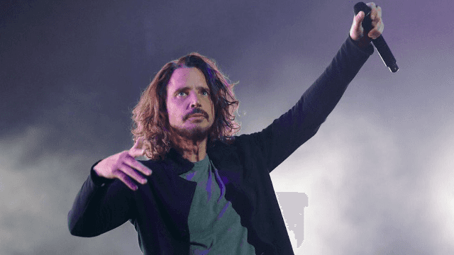Here are the awesome, haunting pictures from Chris Cornell's final performance.