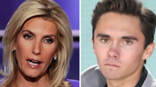 Laura Ingraham apologizes to Parkland teen after he came for her sponsors.