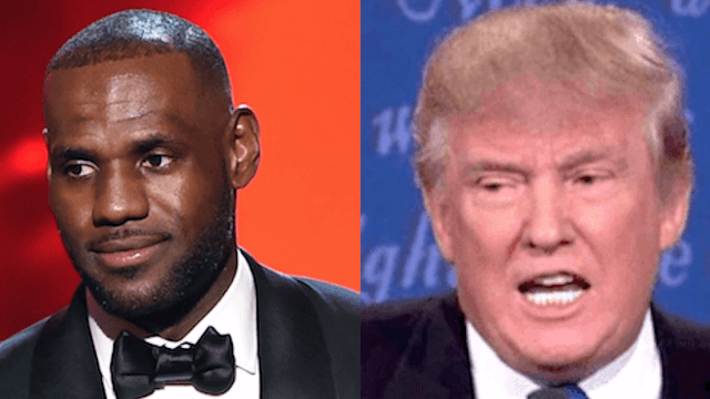 NBA's biggest Hillary supporter is boycotting Donald Trump's hotels.