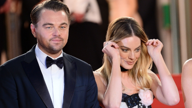 Graph shows how Leonardo DiCaprio's girlfriends have stayed within same age range for years.