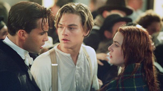 Leonardo DiCaprio, Kate Winslet, and Billy Zane reunited and this time they're Team Iceberg.